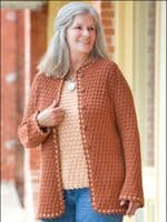 Plus Size Fashions Crochet Book AA 871069 DISCONTINUED